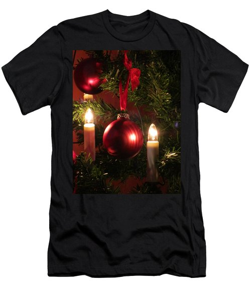 Christmas Spirit Men's T-Shirt (Athletic Fit)