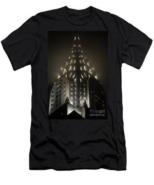 Chrysler Fog Lights Men's T-Shirt (Athletic Fit)