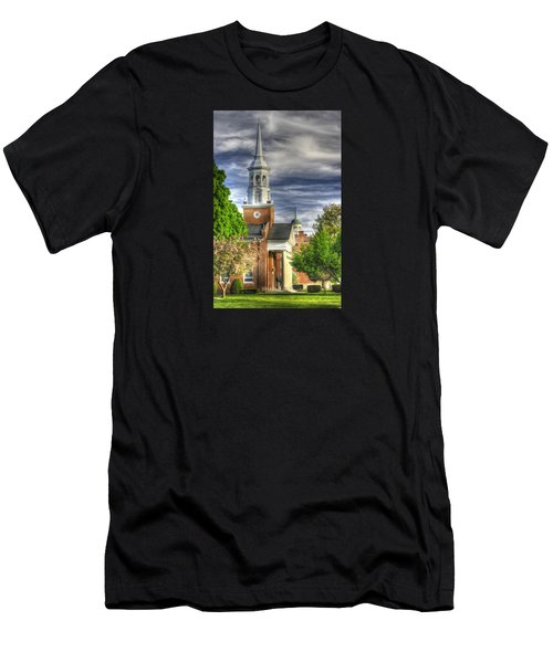 Church Of The Abiding Presence 1a - Lutheran Theological Seminary At Gettysburg Spring Men's T-Shirt (Athletic Fit)