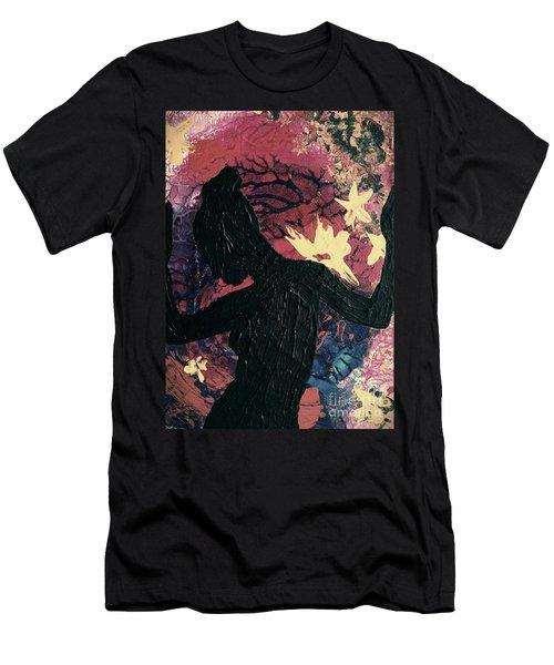 Cinnamon Men's T-Shirt (Athletic Fit)