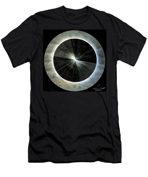 Circles Do Not Exist 720 The Shape Of Pi Men's T-Shirt (Athletic Fit)