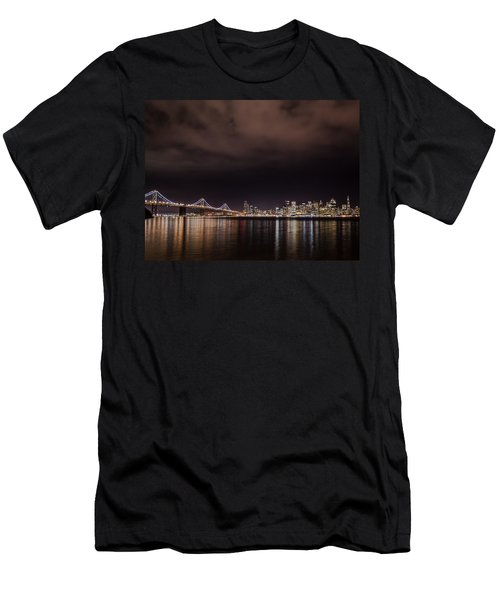 City By The Bay Men's T-Shirt (Athletic Fit)