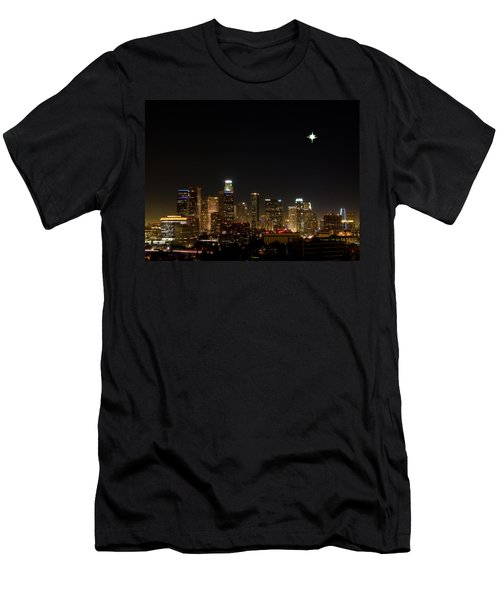 City Of Angels Men's T-Shirt (Athletic Fit)