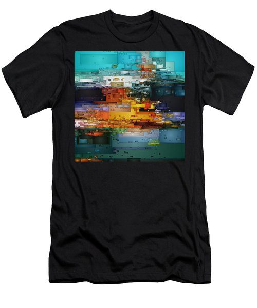 City Of Color 1 Men's T-Shirt (Athletic Fit)