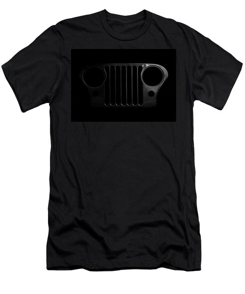 Cj Grille- Fade To Black Men's T-Shirt (Athletic Fit)