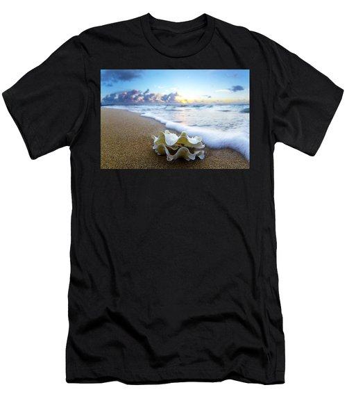 Clam Foam Men's T-Shirt (Athletic Fit)