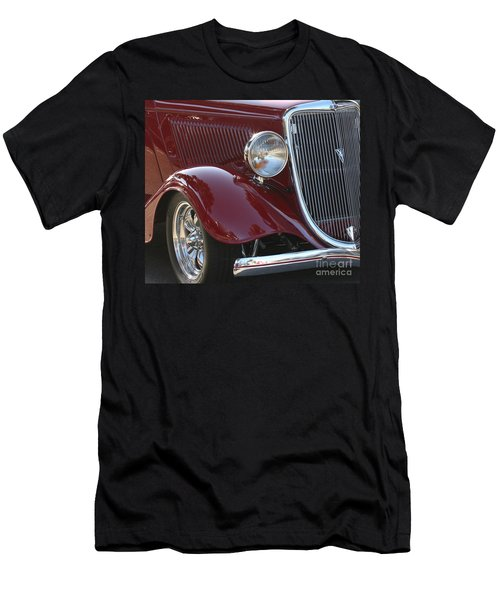 Classic Ford Car Men's T-Shirt (Athletic Fit)