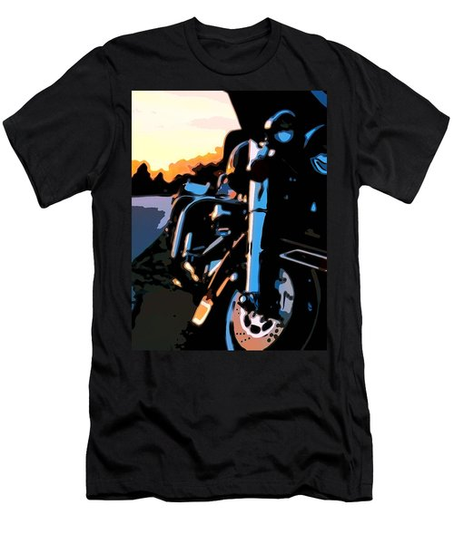 Classic Harley Men's T-Shirt (Athletic Fit)