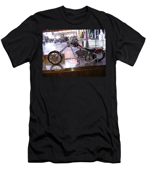 Classic Motorcycle Men's T-Shirt (Athletic Fit)