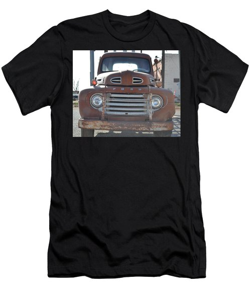 Classic Truck  Men's T-Shirt (Athletic Fit)
