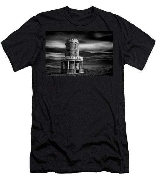 Clavell Tower Men's T-Shirt (Athletic Fit)