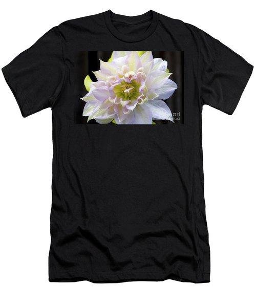 Clematis 'belle Of Woking' Men's T-Shirt (Athletic Fit)