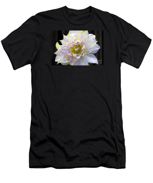 Clematis 'belle Of Woking' Men's T-Shirt (Athletic Fit)