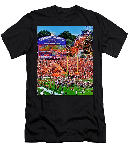 Clemson Tigers Memorial Stadium Men's T-Shirt (Athletic Fit)