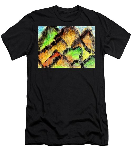 Climb Every Mountain Men's T-Shirt (Athletic Fit)
