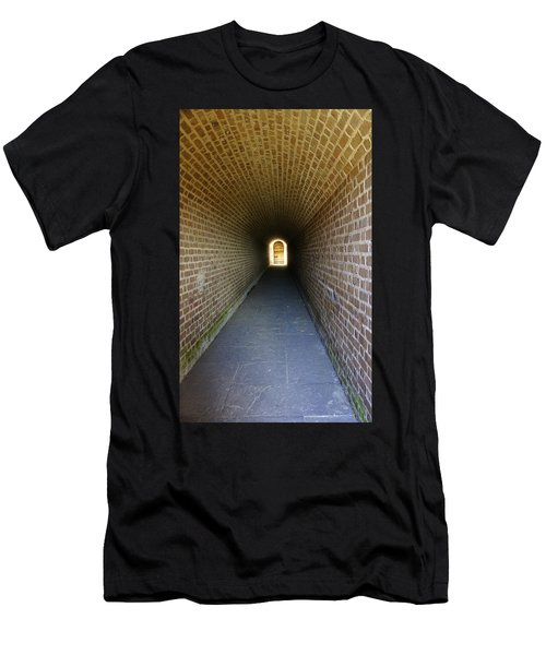 Clinch Hall Men's T-Shirt (Athletic Fit)