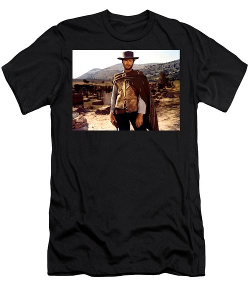 Clint Eastwood Outlaw Men's T-Shirt (Athletic Fit)