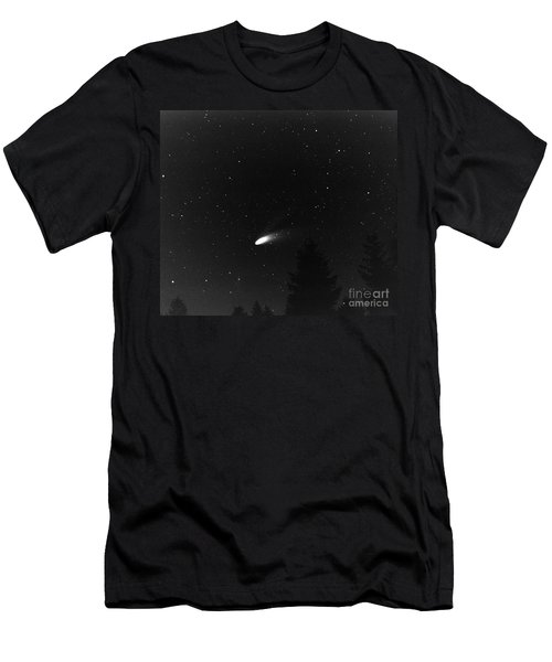 Men's T-Shirt (Slim Fit) featuring the photograph Close Encounter 2 by Nick  Boren