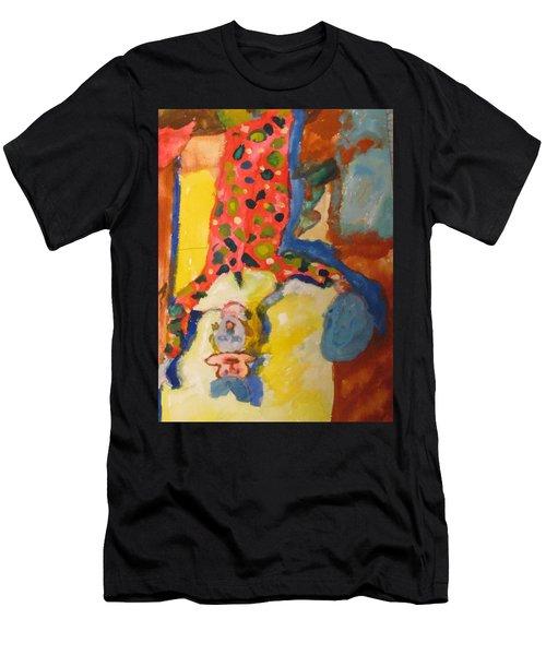 Clown Girl Men's T-Shirt (Athletic Fit)