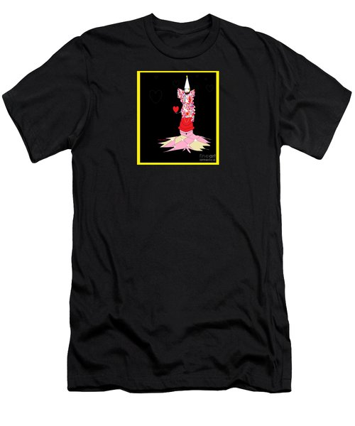 Clown Love Men's T-Shirt (Athletic Fit)