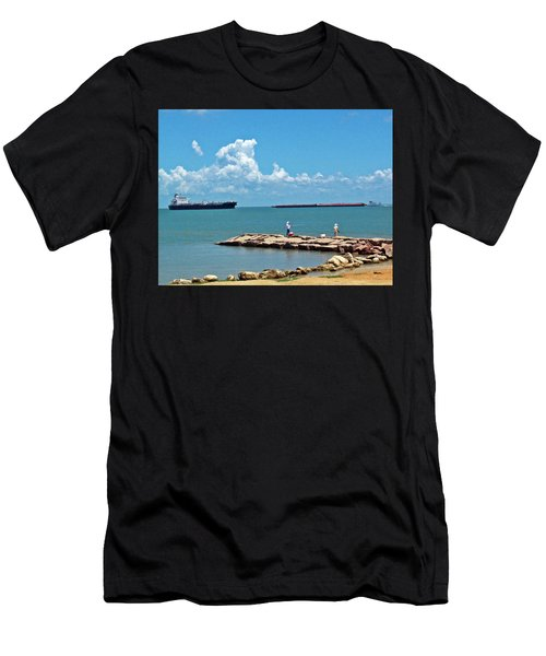Coastal Living Men's T-Shirt (Athletic Fit)