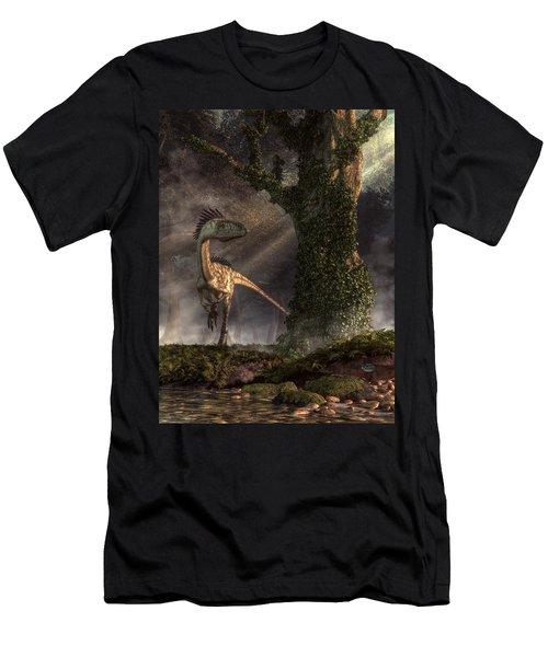 Coelophysis Men's T-Shirt (Athletic Fit)