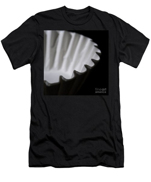 Coffee Filters Men's T-Shirt (Slim Fit) by Art Whitton