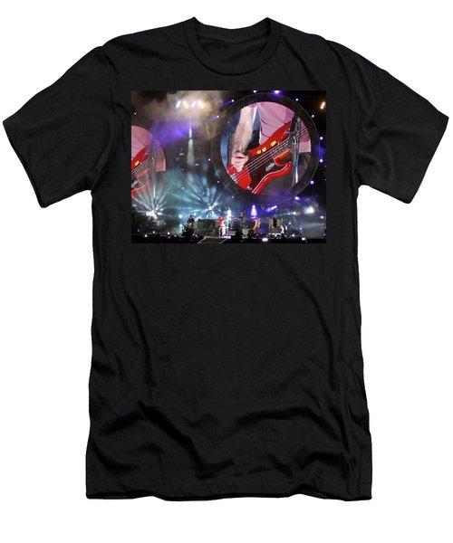 Coldplay - Sydney 2012 Men's T-Shirt (Slim Fit) by Chris Cousins