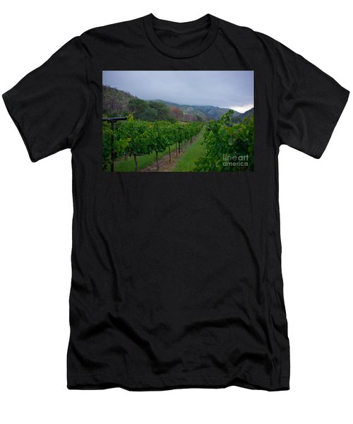 Colibri Vineyards Men's T-Shirt (Athletic Fit)