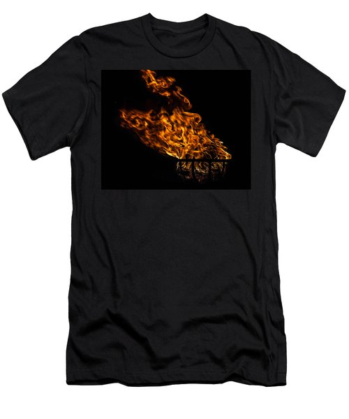 Fire Cresset Men's T-Shirt (Athletic Fit)
