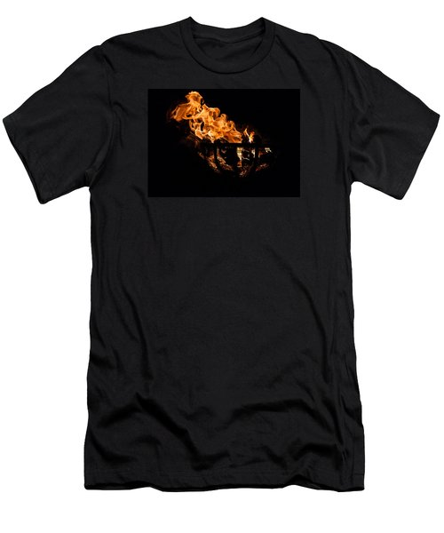Fire Cresset Two Men's T-Shirt (Athletic Fit)