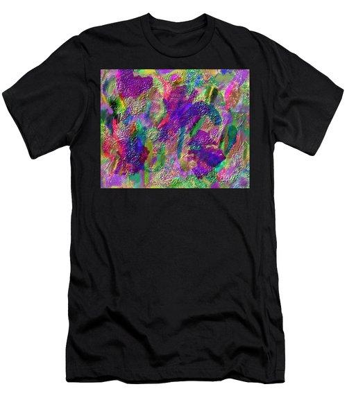Color Dream Play Men's T-Shirt (Athletic Fit)