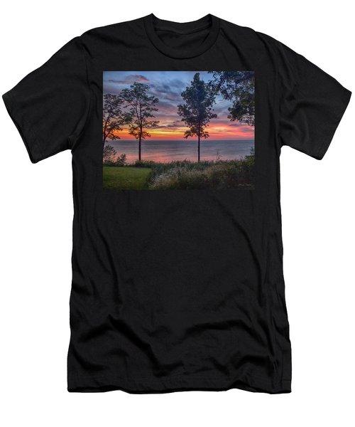 Color Explosion Men's T-Shirt (Athletic Fit)