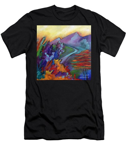 Colordance Men's T-Shirt (Athletic Fit)