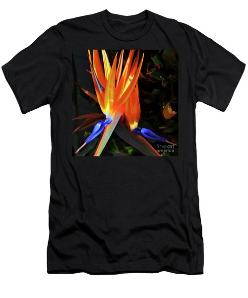 Men's T-Shirt (Athletic Fit) featuring the photograph Colorful California Morning by Clayton Bruster