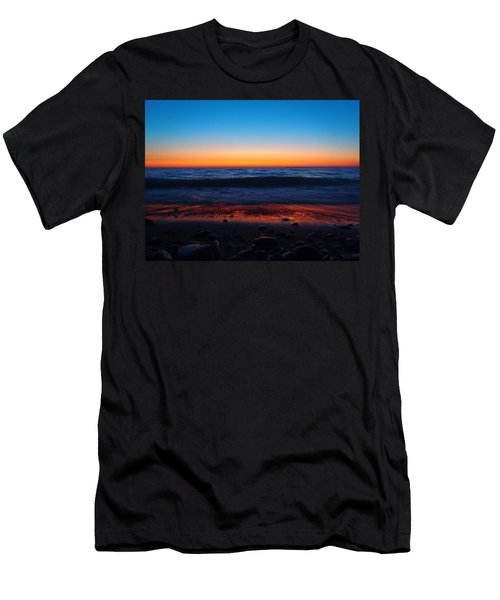 Colorful Twilight Men's T-Shirt (Athletic Fit)