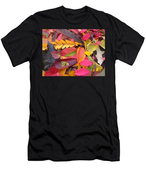 Colors Of Autumn Men's T-Shirt (Athletic Fit)