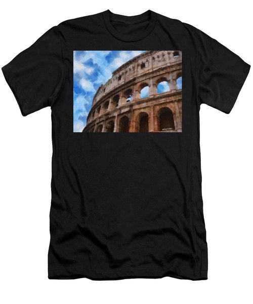 Colosseo Men's T-Shirt (Athletic Fit)