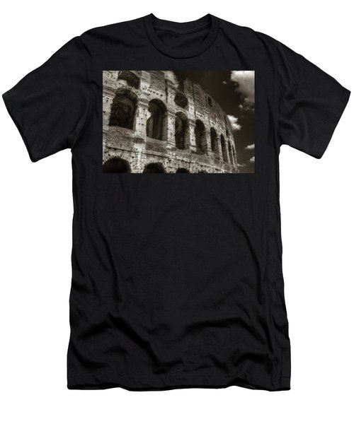 Colosseum Wall Men's T-Shirt (Athletic Fit)