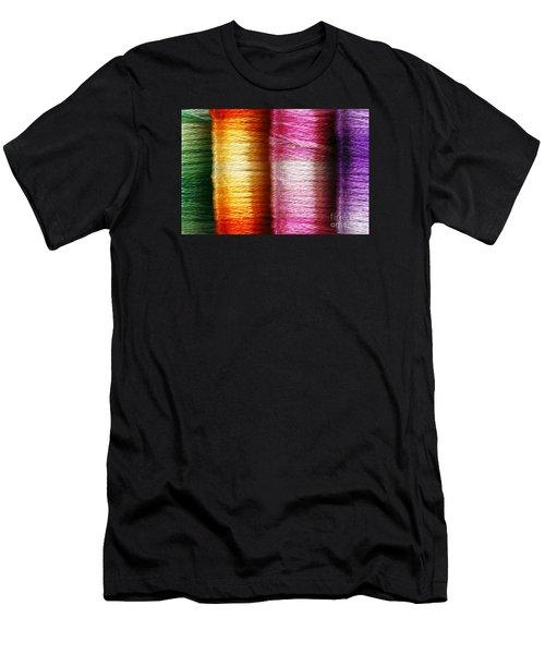 Colour Me Happy Men's T-Shirt (Athletic Fit)