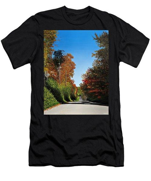 Colours Of Caledon Men's T-Shirt (Athletic Fit)