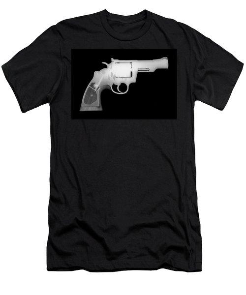 Colt 357 Magnum Reverse Men's T-Shirt (Athletic Fit)
