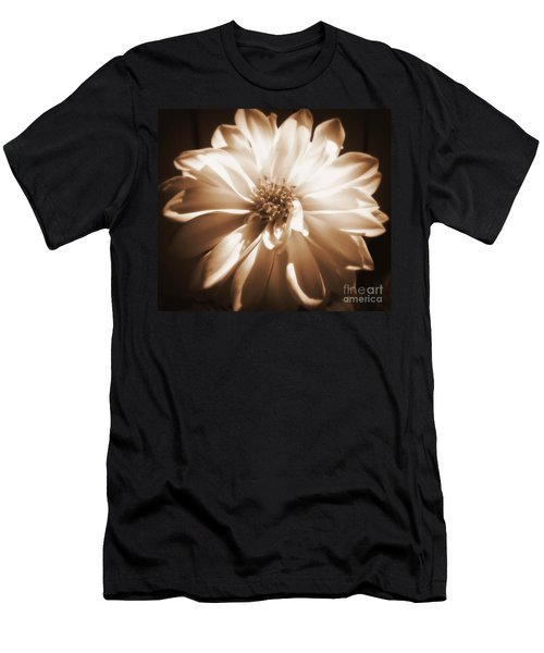 Come Closer Men's T-Shirt (Slim Fit) by Patti Whitten