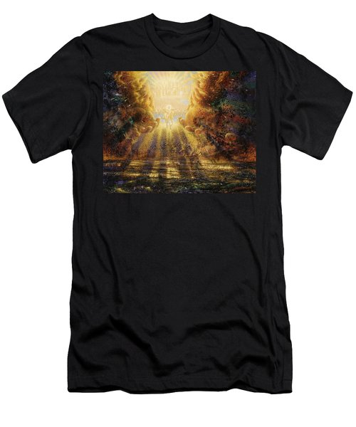 Come Lord Come Men's T-Shirt (Athletic Fit)