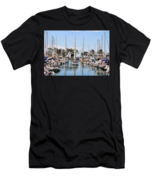 Come Sail Away Men's T-Shirt (Athletic Fit)