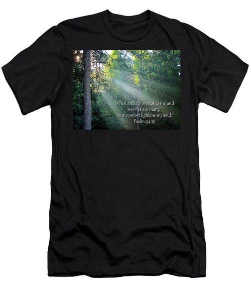 Comfort Men's T-Shirt (Athletic Fit)