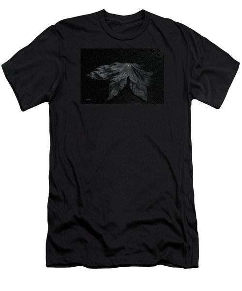 Coming Forward Men's T-Shirt (Slim Fit) by Randi Grace Nilsberg