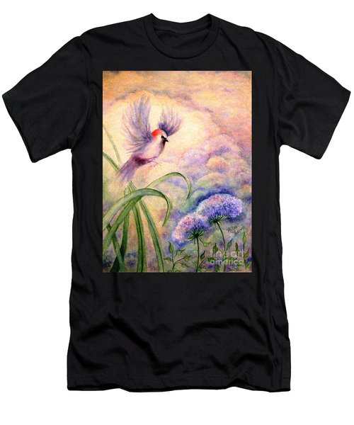 Coming To Rest Men's T-Shirt (Athletic Fit)