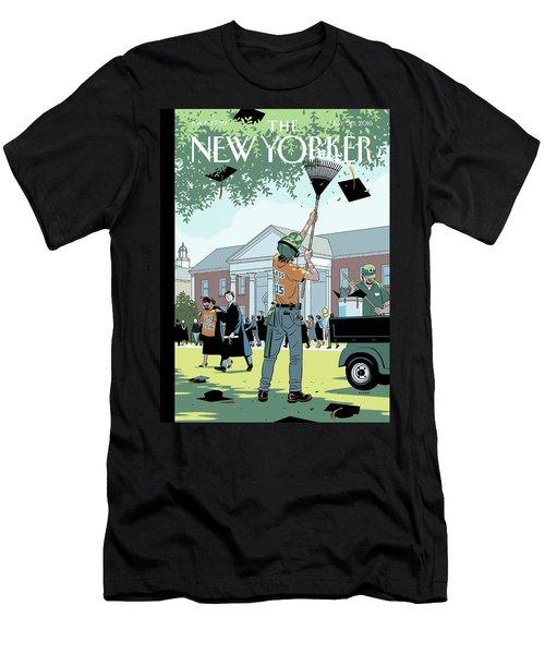 Commencement Men's T-Shirt (Athletic Fit)