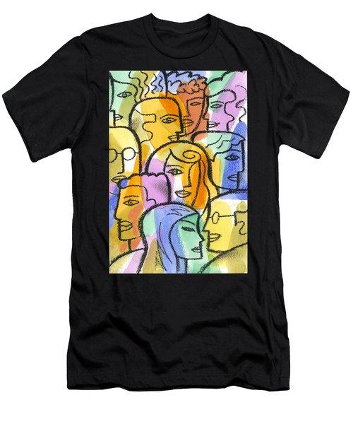 Community Men's T-Shirt (Athletic Fit)